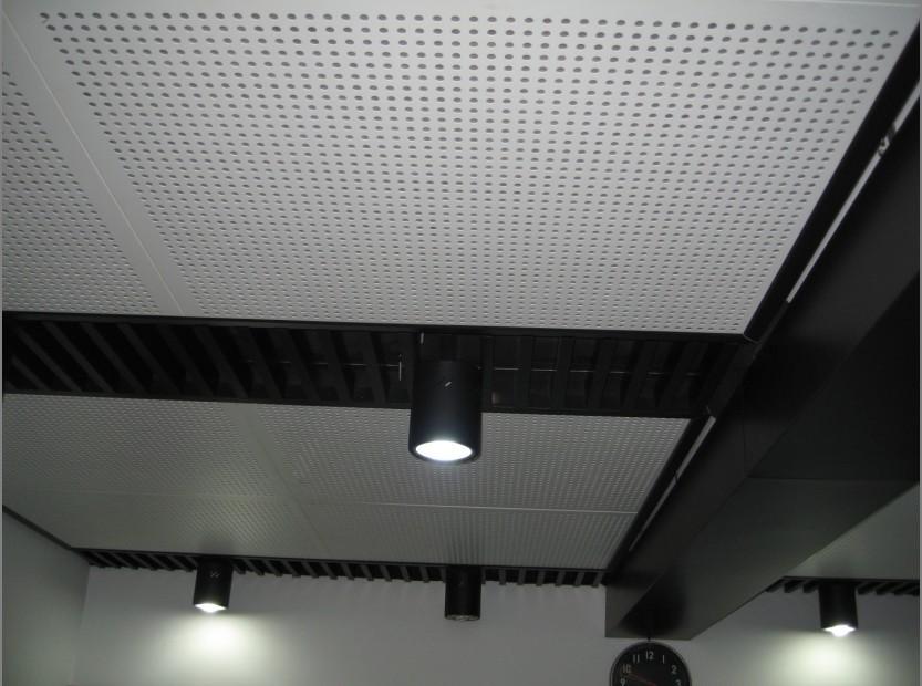 Techo ac stico decorativo qu es para qu sirve - Falso techo modular ...