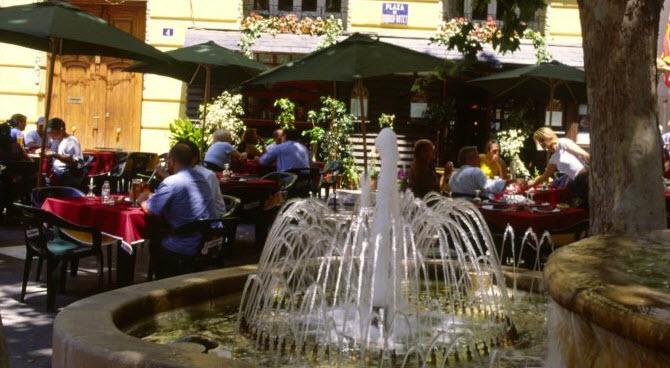 Bares, restaurantes, pubs y terrazas en Valencia