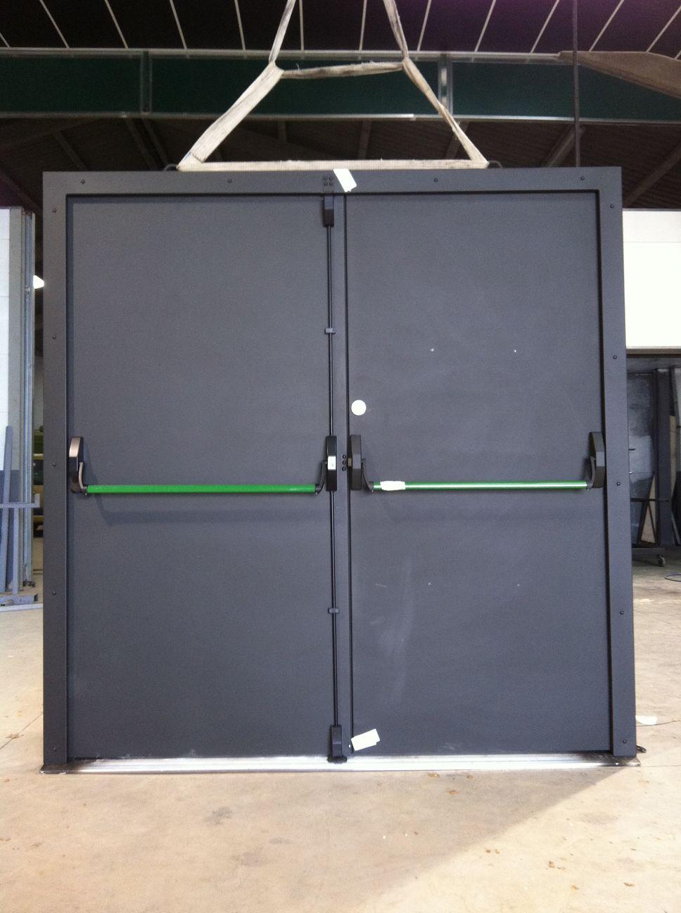 Puertas ac sticas aislamiento ac stico for Puertas aislamiento acustico precio