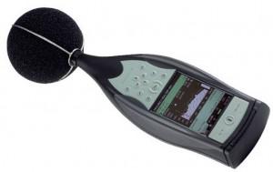medicion acustica